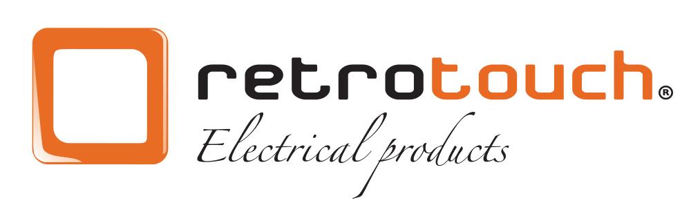 Retrotouch Logo on White