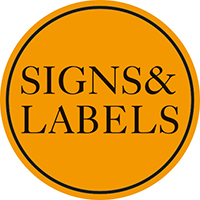 Signs & Labels Logo