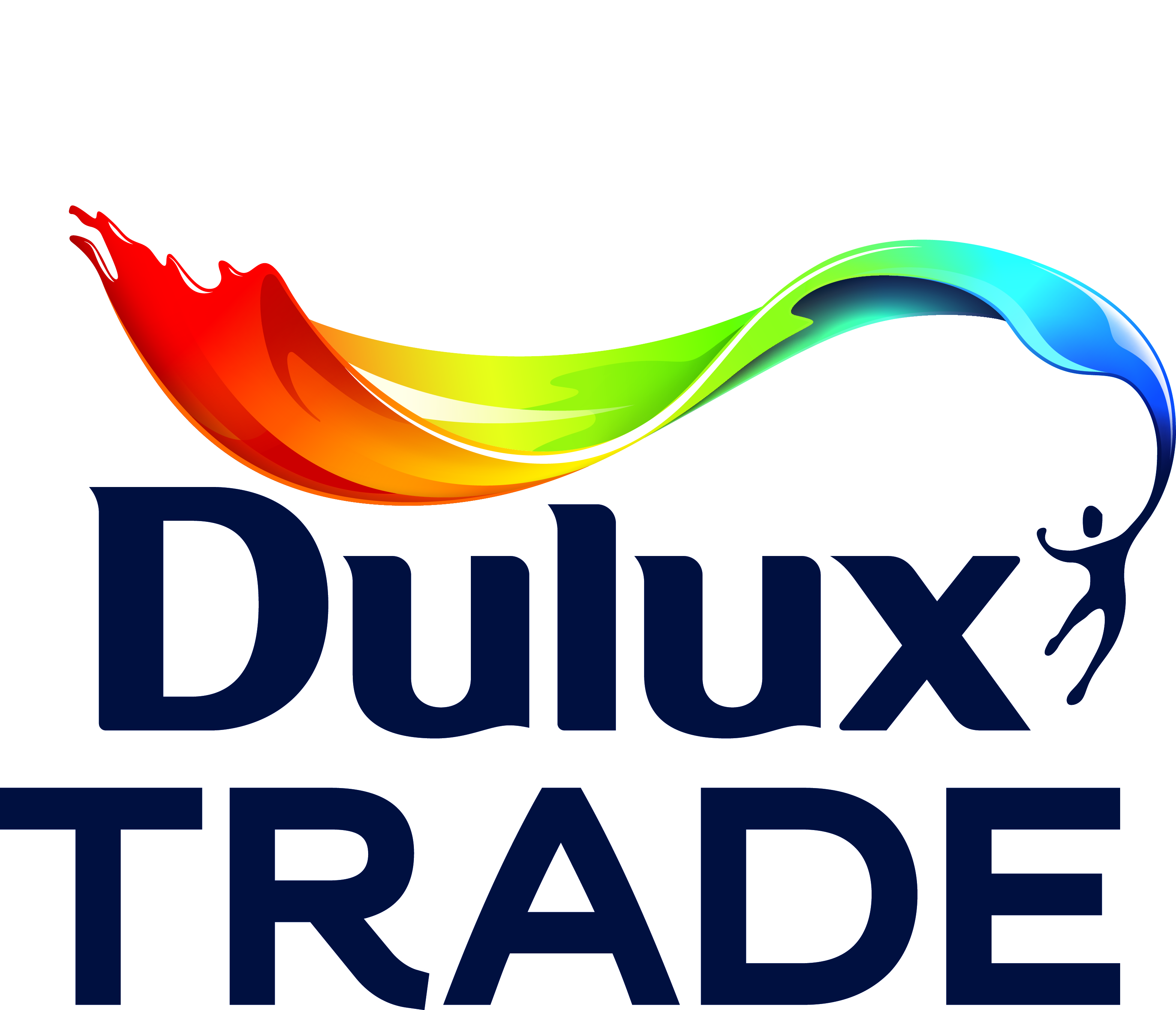 new dulux trade logo